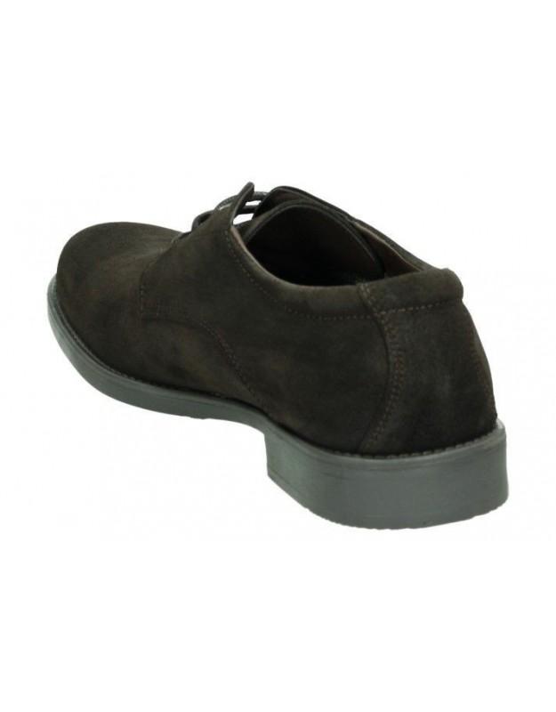 Zapatos para señora d´angela doz10623-m negro