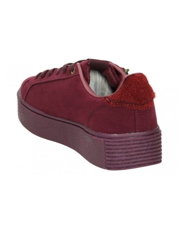 Zapatos para moda joven plataforma deity ysc8303 en azul