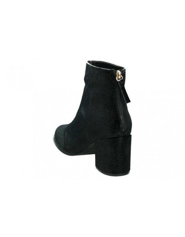 Sandalias casual de moda joven refresh 63481 color gris