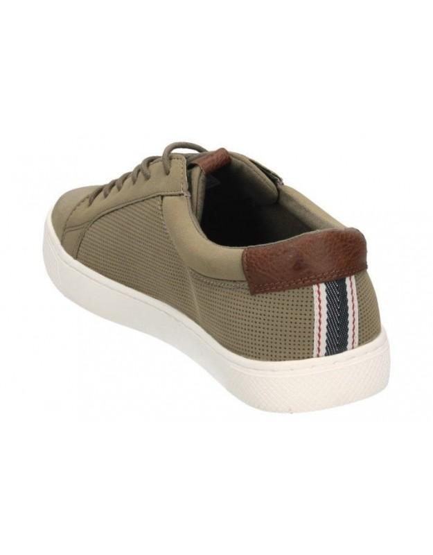 Sandalias casual de moda joven gioseppo silva color negro
