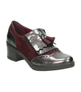Zapatos color negro de casual carolina boix 60081