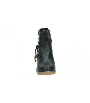 Zapatos para caballero planos kangaroos 642-39 en gris
