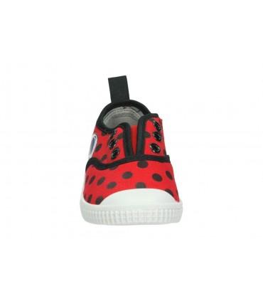 Zapatos para moda joven tacón xti 30479 en rojo