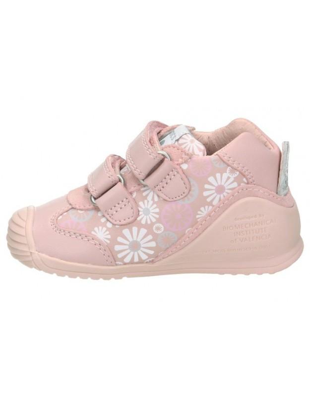 Zapatos vestir de niña pablosky 321329 color azul