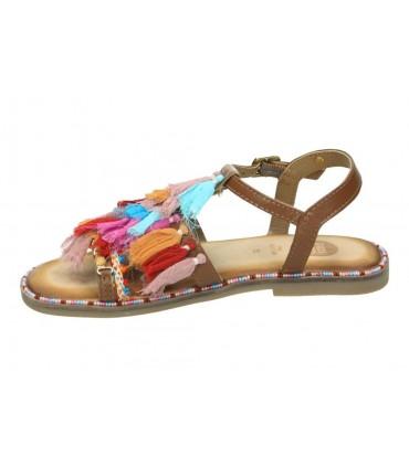 Zapatos chk10 gala 06 negro para moda joven