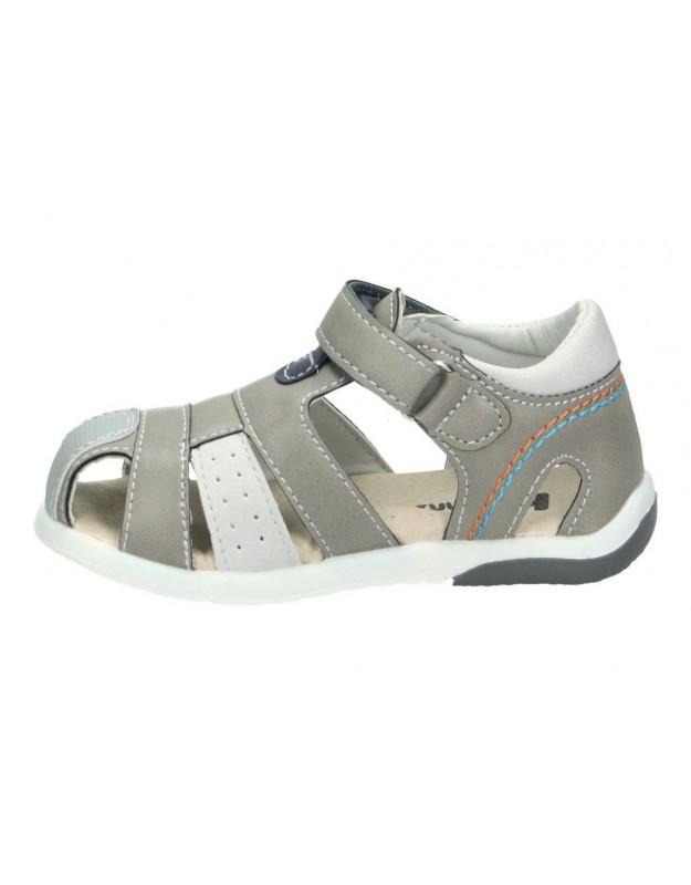 Zapatos casual de niña katini klm11455 color negro