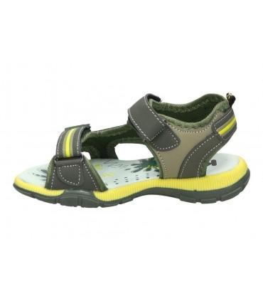 Vulca-bicha marron z-65 zapatos para niño