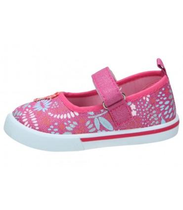 Crecendo marron 1223 botas para niña