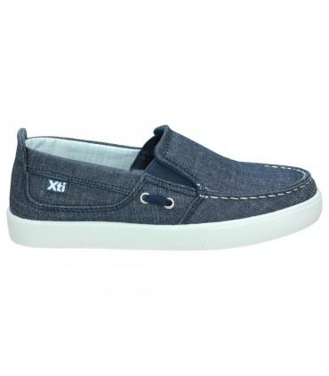 Zapatos para niña planos geox b740la en gris