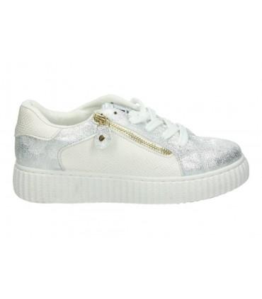 Zapatos para niña geox j64g2a azul