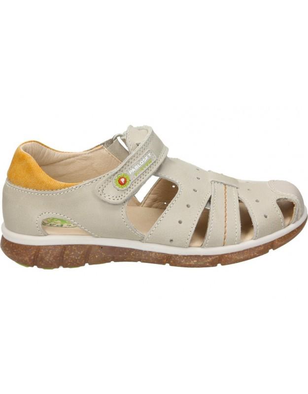 Zapatos para moda joven la strada 968000 rojo