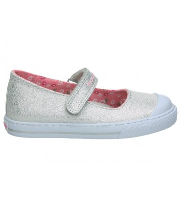 Zapatos vestir de moda joven la strada 966867 color negro