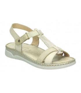 Zapatos vestir de señora d´angela doz11666-m color marron