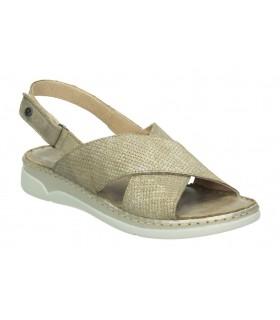 Zapatos para moda joven la strada 960591 rojo
