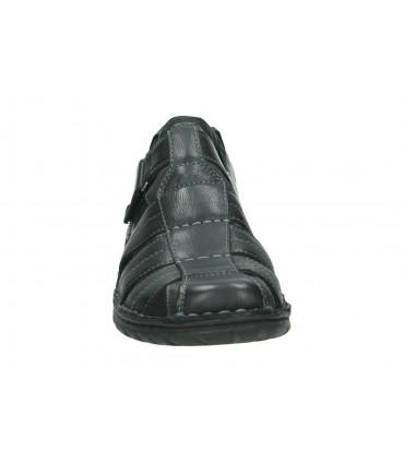 Botas color negro de casual xti 55701