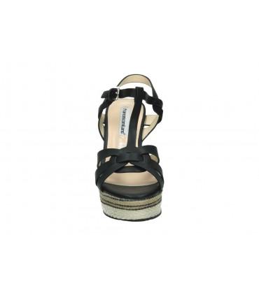 Sandalias casual de niña crecendo 1301 color blanco