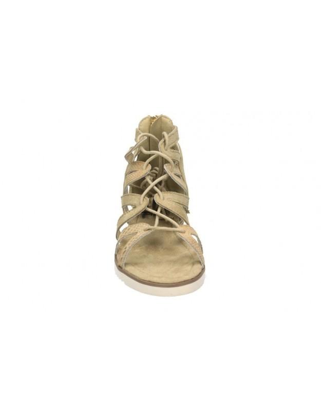Zapatos para niña planos gioseppo 44038 en rosa