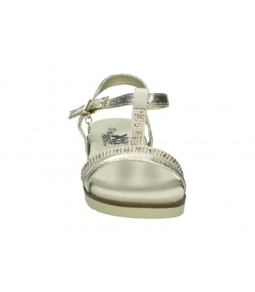 Zapatos para niña planos gioseppo 44682 en azul