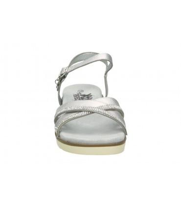Sandalias casual de niño garvalin bm182176 b color gris