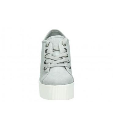 Sandalias para niña planos gioseppo 45036 en blanco