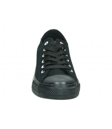 Sandalias para niño planos katini kbn12543 en negro