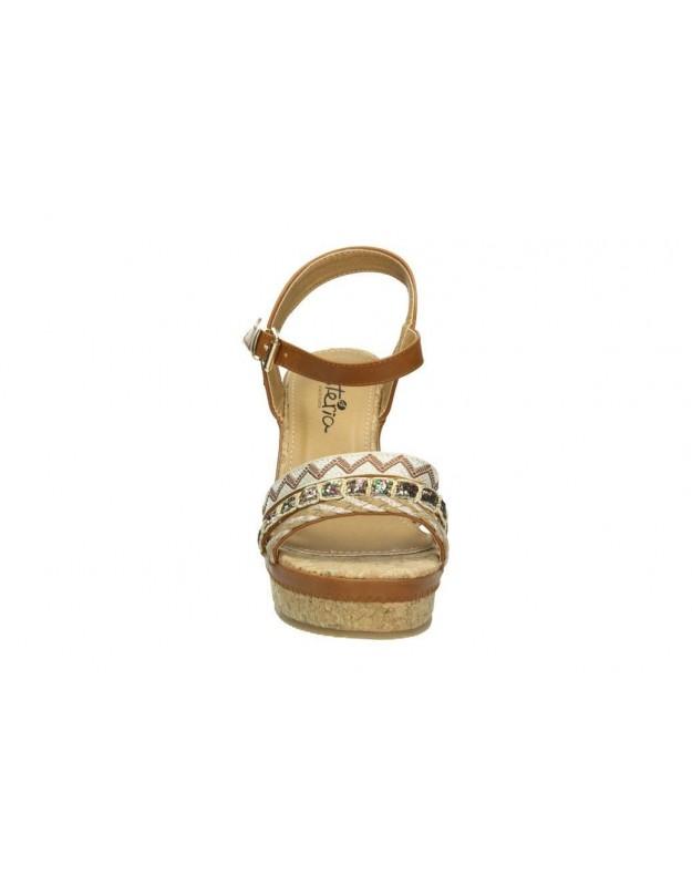 Zapatos xti 55479 rosa para niña
