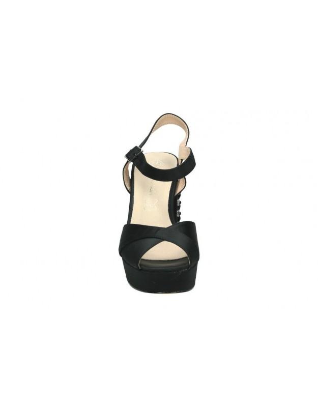 Zapatos para niña planos xti 55477 en plata