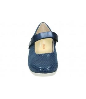 Zapatos para niña planos xti 55458 en rosa