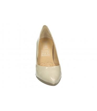 Zapatos para niña xti 55557 dorado