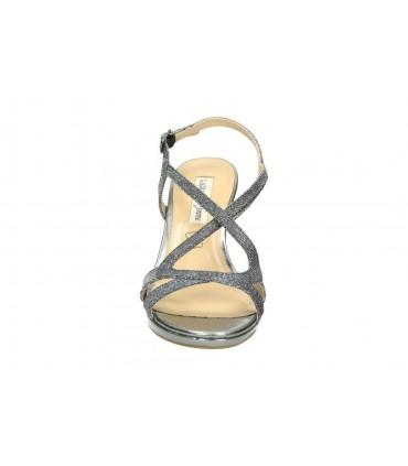 Pablosky gris 950590 sandalias para niña