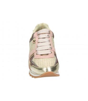 Zapatos casual de señora desireé satur color morado