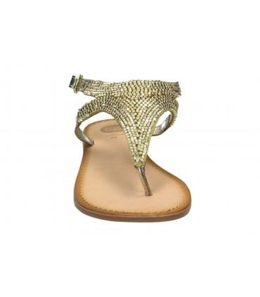 Sandalias casual de niño pablosky 950550 color gris