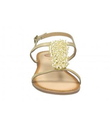 Lonas para niña pablosky 947580 dorado