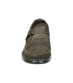 Sandalias para moda joven francesco milano q10-6p negro