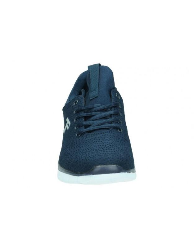Zapatos top3 8508 marron para moda joven