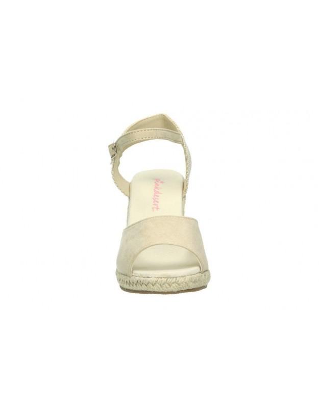 Zapatos para moda joven top3 8538 marron