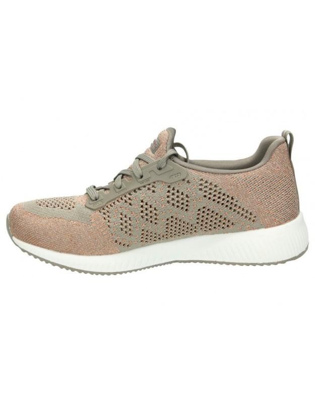 Zapatos color plata de casual xti 47785