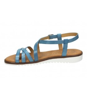 Sandalias gioseppo 45308 negro para moda joven