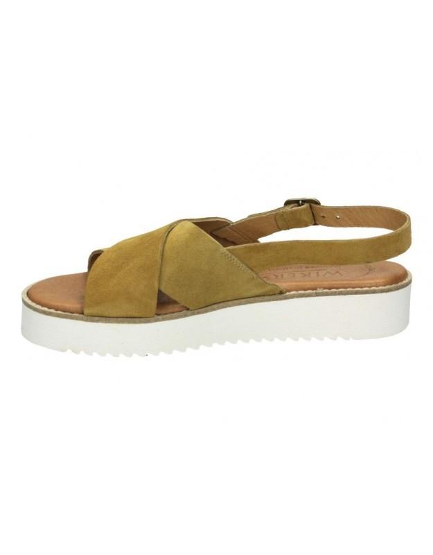 Carolina boix negro 61042 sandalias para moda joven