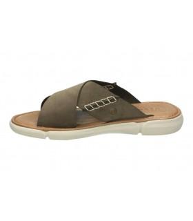 Sandalias casual de moda joven sonnax 26805 color blanco