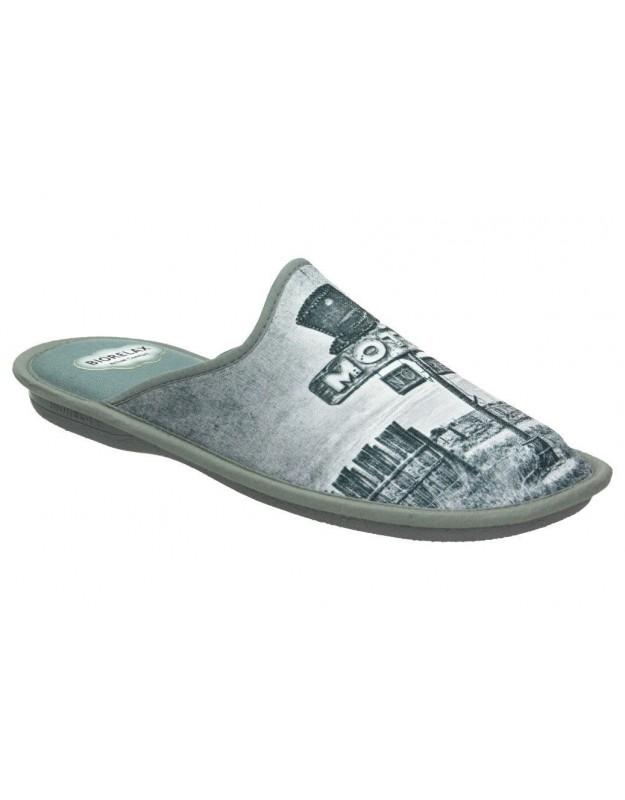 Zapatos yumas azalea negro para señora