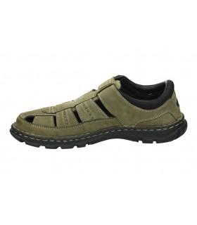 Zapatos para caballero planos fluchos 9919 en marron
