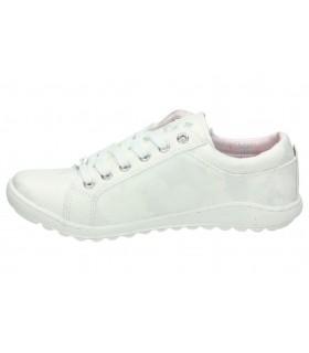 Fluchos gris 0082 zapatos para señora
