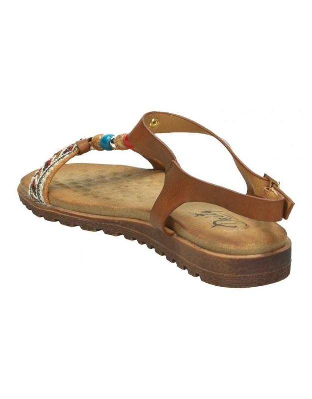 Yumas marron donalson zapatos para caballero