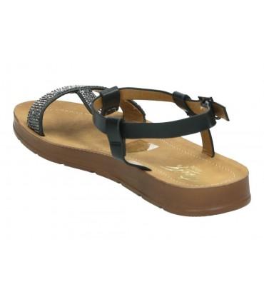 Zapatos casual de señora callaghan 87196 color azul