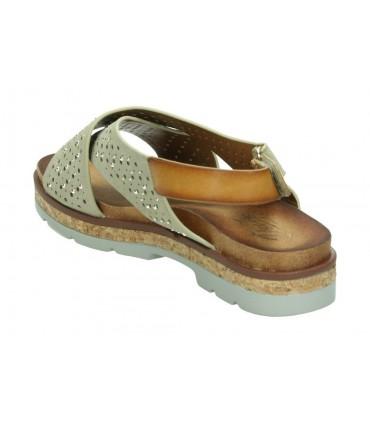 Zapatos para caballero callaghan 14100 marron