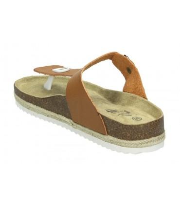 Zapatos callaghan 81328 marron para caballero