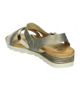 Sandalias color gris de casual wikers 4170
