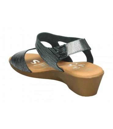 Suave marron 3621 zapatos para señora