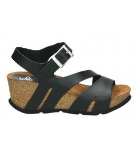Zapatos para señora planos jovisa 6391 en beige